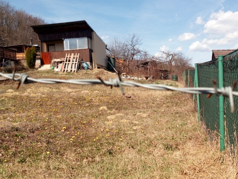V Prešove záhradná chata s pozemkom na predaj