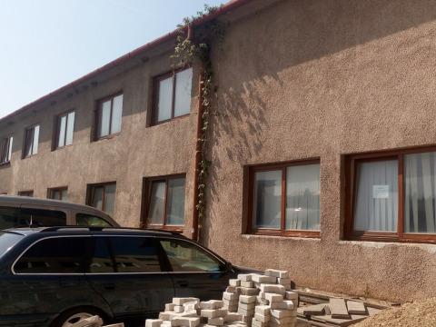 V Prešove smer Košice polyfunkčná budova o ploche 840 m2