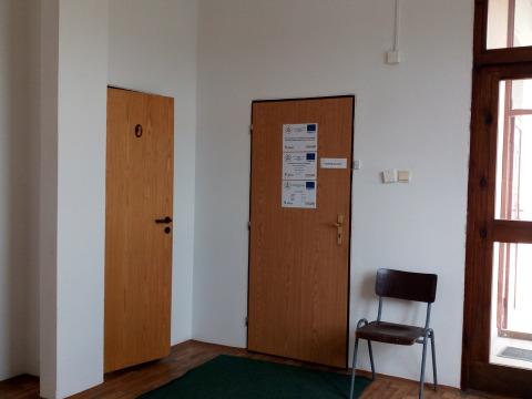V centre Prešova veľmi slušné administratívne priestory na prenájom
