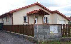 Novostavba rodinného domu na predaj
