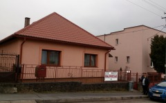 Rodinný dom Prešov - Solivar